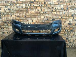 Ford Ranger T6 Facelift Wildtrak Front Bumper
