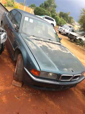 1995 BMW 740I E38 STRIPPING SPARES