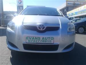2008 Toyota Auris 1.6 RT