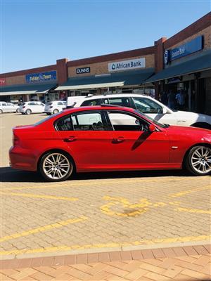 2007 BMW 3 Series sedan 330i M SPORT A/T (G20)