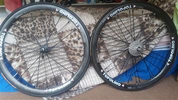 USA Topolino Carbon Wheelset(Bargain!)