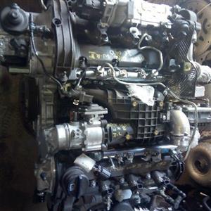 Jeep engine 3.0CRD