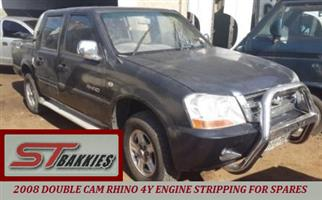 2008 Cam Rhino Double Cab, Stripping for Spares | Junk Mail