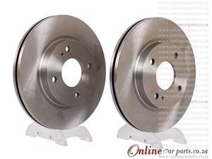 Ford Fiesta 1.4/1.6/1.6TDCI 09- Brake Disc