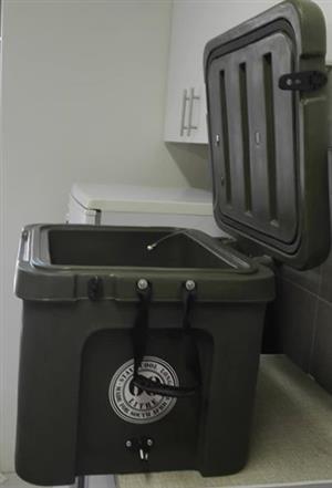 Eco 60lt cooler box brand new