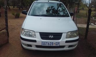 2004 Hyundai Matrix 1.6 GLS