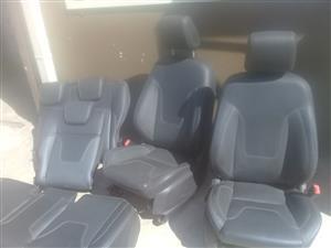 Ford Fiesta  Seats