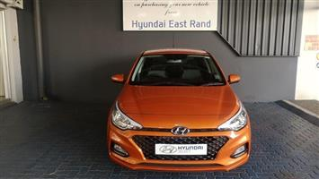 2019 Hyundai i20 1.4 Fluid auto