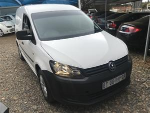 2012 VW Caddy panel van CADDY 1.6i (81KW) F/C P/V