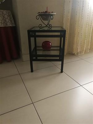 Black side table for sale