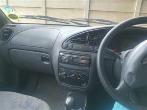 2001 Ford Fiesta 1.4 3 door Titanium