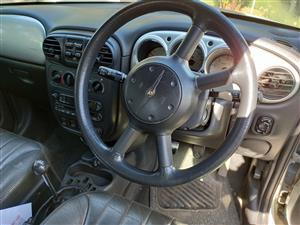 Chrysler PT Cruiser car second hand parts and spares available