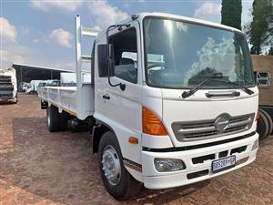 I am selling Hino 500 15-257, 2006 Model, dropside. It is a cash price R191000