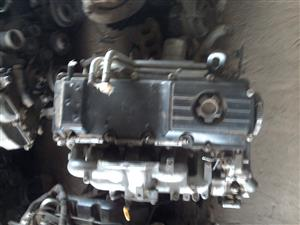 stripping ZD30 engine for spares