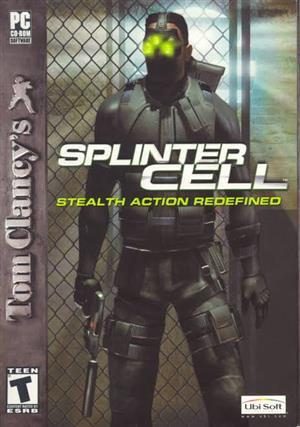 PC GAME: Tom Clancy's Splinter Cell