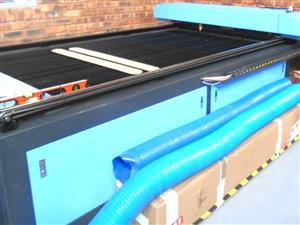 LC2-2030/M130 TruCUT PRO Performance Range 2050x3050mm Flatbed Type for Sheet Metal/Non