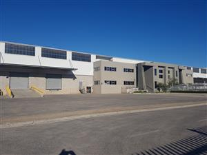 MONTAGUE GARDENS: 5916m2 Warehouse to Let