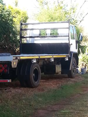 ford cargo 1112