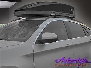 Rebel RoofBox 400 Roof Storage Carriers