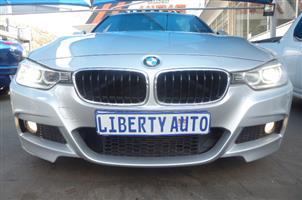 2015 BMW 3 Series 320i M Performance Edition sports auto
