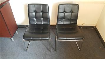 Visitor's chairs