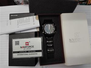 Naviforce watch for sale