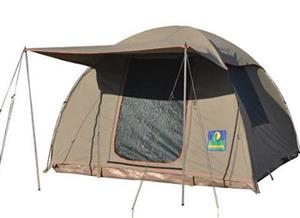 Dome tent  4to6 persons canvis