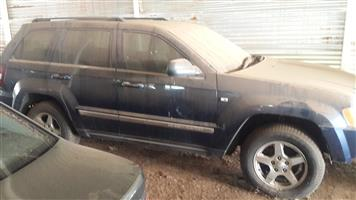 2005 Jeep Grand Cherokee GRAND CHEROKEE 3.0L CRD 75TH