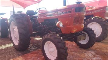 Fiat 640 Tractor - Stock no 593
