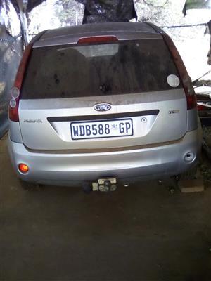 2006 Ford Fiesta 5 door 1.5TDCi Ambiente