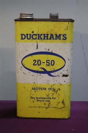 DUCKAMS OIL CAN 5 LITRE