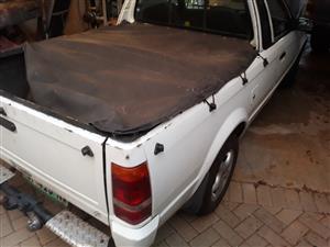1996 Mazda Rustler