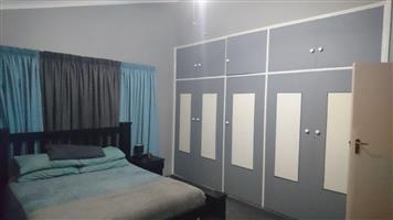 Rooms to let in 4 bedroom house.