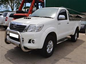 2014 Toyota Hilux single cab HILUX 2.8 GD 6 RAIDER 4X4 A/T P/U S/C