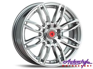 17 inch Lenso Sc-Azura 4-100 and 4-114 Alloy Wheels