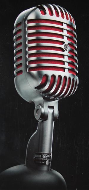 Shure 55 Microphone S030706A #Rosettenvillepawnshop