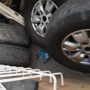 Ford ranger 2016 mag wheels 16 inch for sale