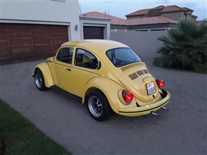 VW beetle 1978 S limited edition