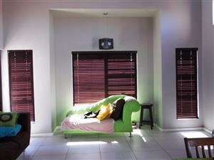 Blinds and security shutters