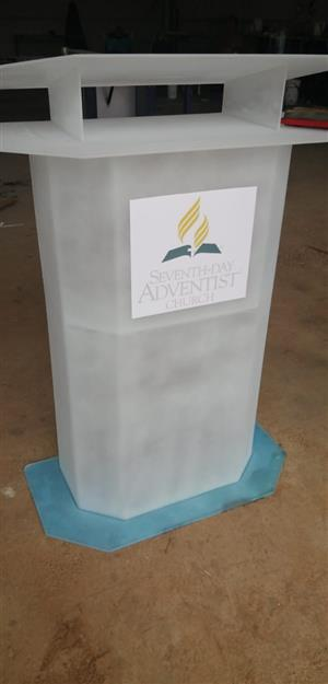 7th Adventist Pulpit