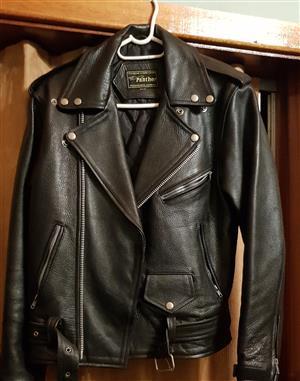 Leather Jacket - Ladies
