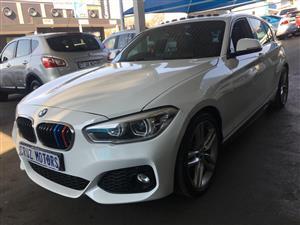 2015 BMW 1 Series 120i 3 door Urban auto