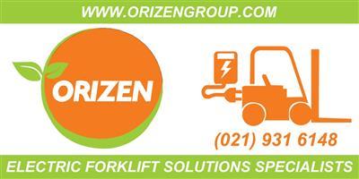 Orizen Forklift Solutions
