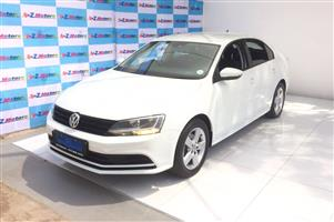 2015 VW Jetta 1.2TSI Trendline