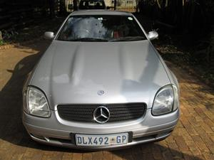 1997 Mercedes Benz 230SL
