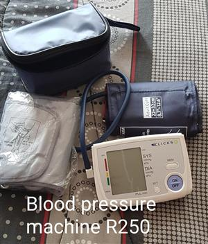 Blood pressure machine for sale
