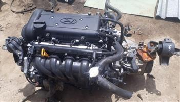 Hyundai I20 1.4 GL - 2011 : Engine for sale