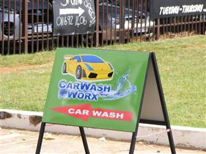 Car Wash Worx Franchise