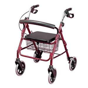 Rollator Walker With Cable Brakes
