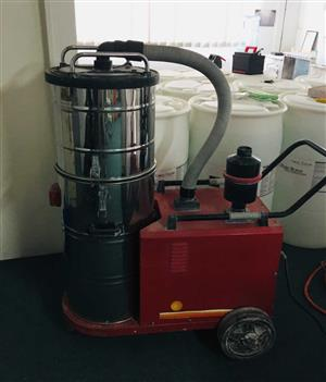Industrial Dust  Extractor &  Concrete Floor Machine
